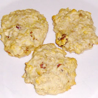 Zucchini Oatmeal Cookies.