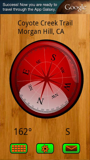 Compass GPS