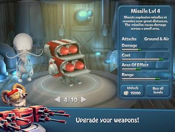 Tower Madness 2: 3D Defense Screenshot 7