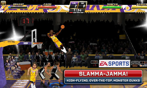 Screenshot for NBA JAM by EA SPORTS™ in United States Play Store