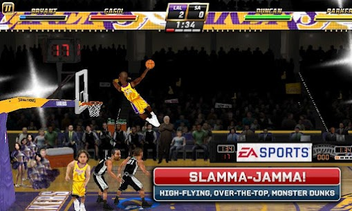 NBA JAM by EA SPORTS v04.00.08 Mod APK 2