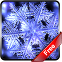 Winter Snowfall LWP Free icon