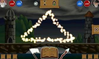 Screenshot of Elemental Wars