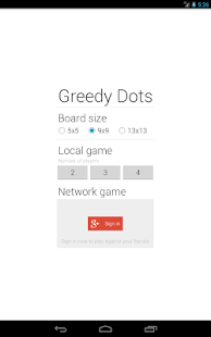 Greedy Dots- screenshot thumbnail