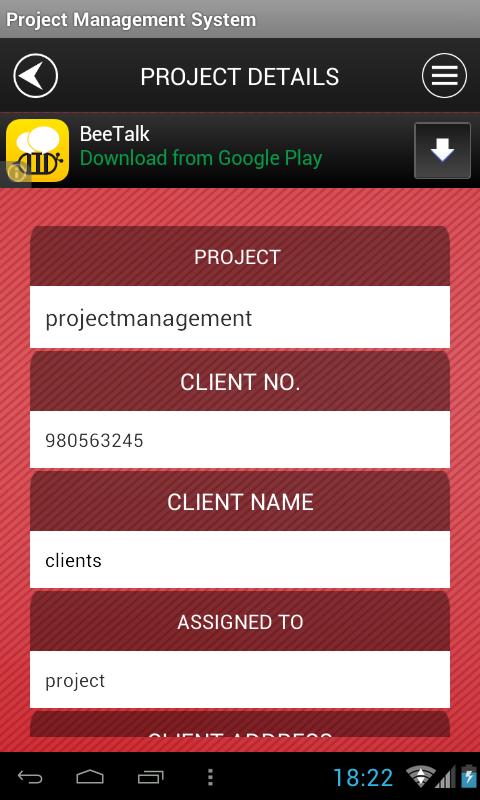 nyu project management