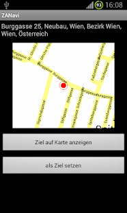 ZANavi for Android - screenshot thumbnail