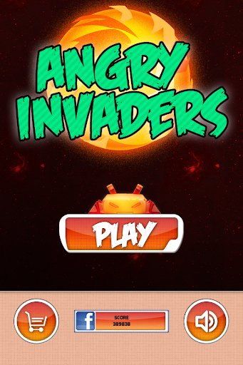 Angry Invaders