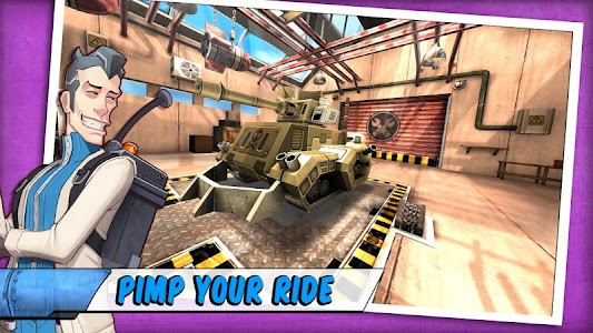 Tank Battles v1.1.4a Mod Money