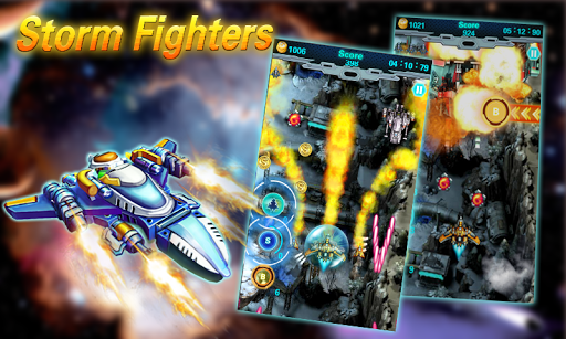 Storm Fighters