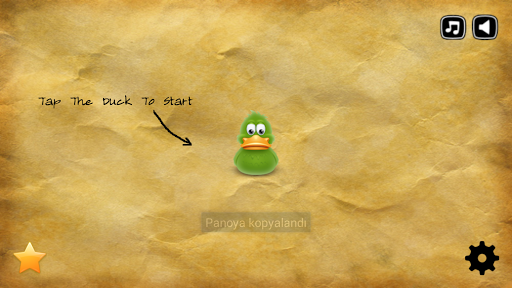 Tap The Duck HD