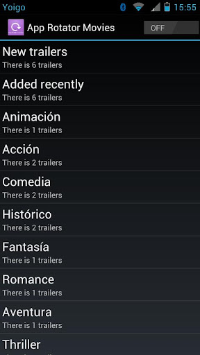 Motion Picture Trailers