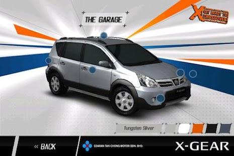 Nissan X-Gear - screenshot thumbnail