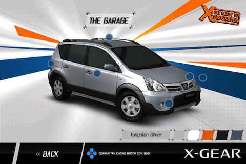 Nissan X-Gear - screenshot