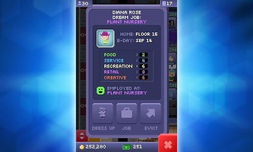 Tiny Tower - screenshot thumbnail