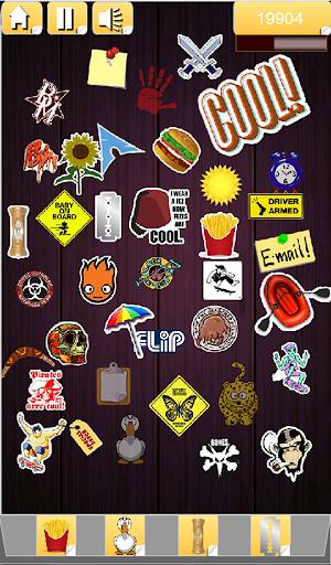 Hidden Stickers - Free