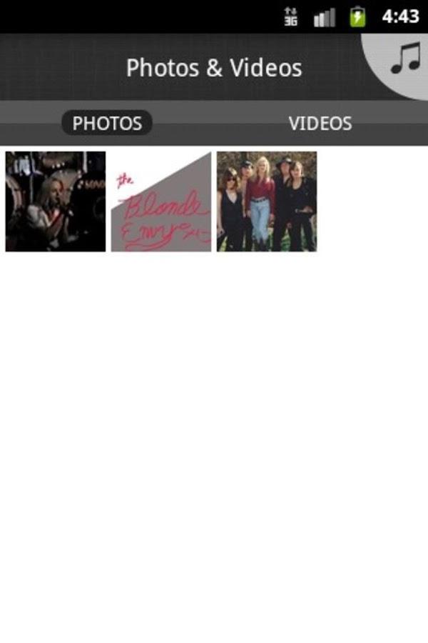 The Blonde Envy - screenshot