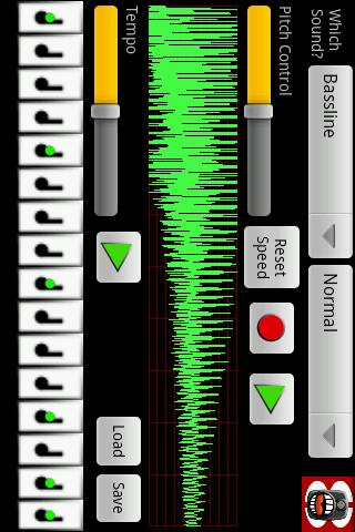 Beat Box Recorder Lite - screenshot
