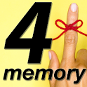 4 Powerful Memory Techniques logo