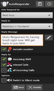 AutoResponder- screenshot thumbnail