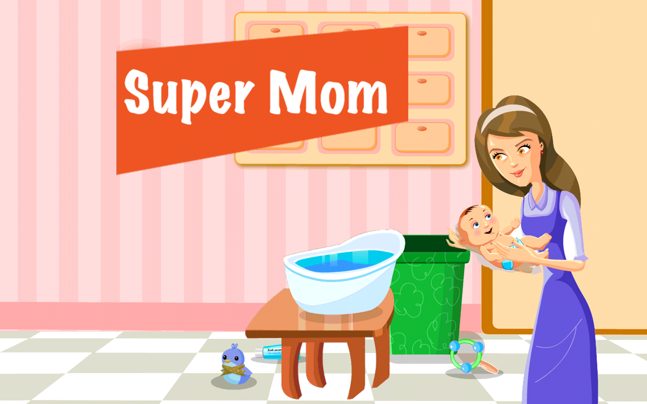 SuperMom 2.0 - screenshot