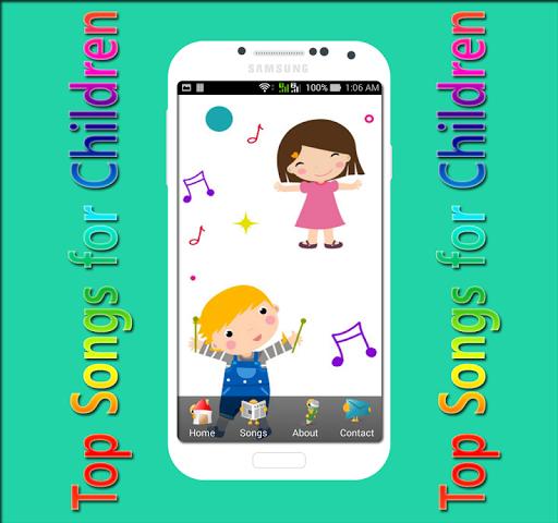 免費教育App|Top Songs for Children|阿達玩APP