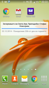Macedonian Orthodox Calendar - náhled