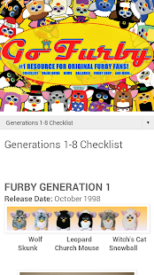 Go Furby- screenshot thumbnail
