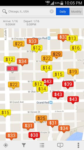 Best Parking - Find Parking Screenshot