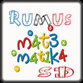 100 Rumus Matematika SD