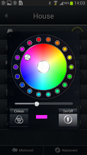 iNELS Home Control RF Mobile- screenshot thumbnail