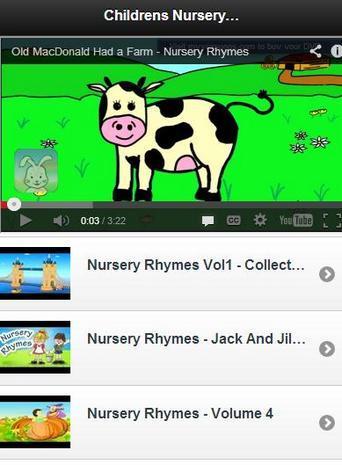 Childrens Nursery Rhymes