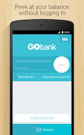 GoBank Screenshot 1