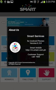 My Smart Account Screenshot 8