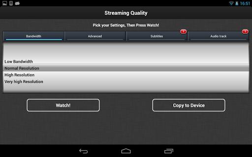 VLC Streamer Free 2.42 (3156) screenshots 16