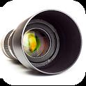 foto câmera  zoom icon