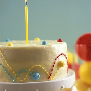 Bouncing Ball Cake