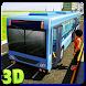 バス運転手の3Dシミュレータ