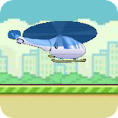Flappy Helicopter like Bird