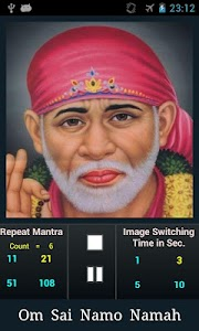 Sai Baba Mantra screenshot 4