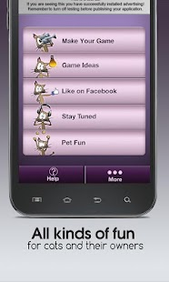 Cat iTonic – Free Cat Games - screenshot thumbnail