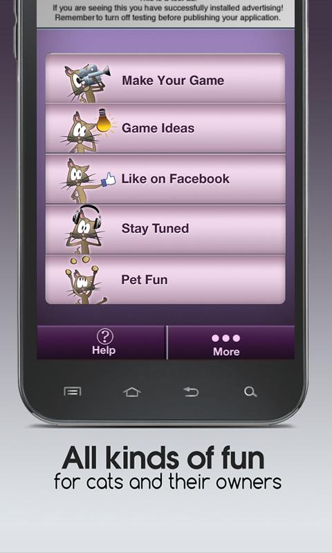 Cat iTonic – Free Cat Games- screenshot