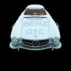 Mercedes Error Codes DTC icon