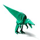 Origami Dinosaur 2 icon
