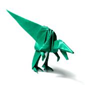 Origami Dinosaur 2