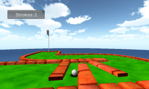 3D迷你高爾夫遊戲