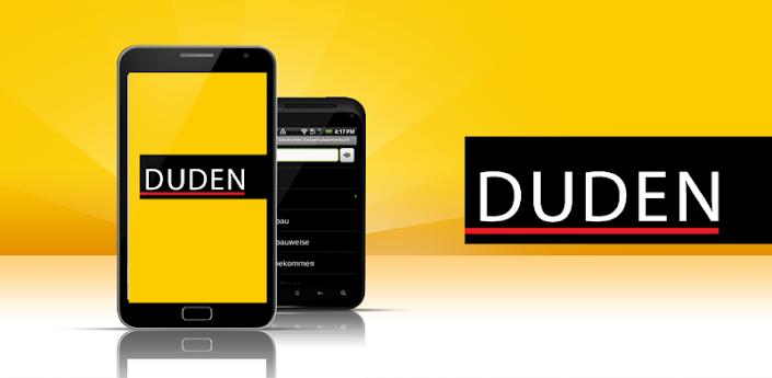 Duden – Bedeutungswörterbuch