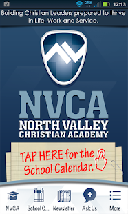 North Valley Christian Academy- screenshot thumbnail
