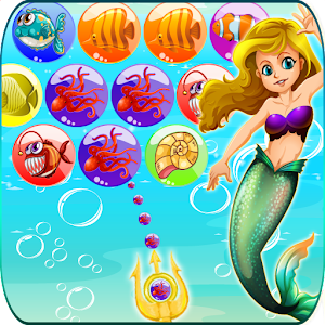 Underwater Bubble Shooter for PC and MAC