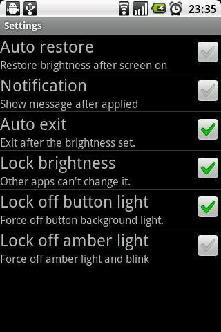 AdjBrightness - screenshot