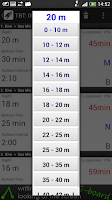 Screenshot of Dive Planner